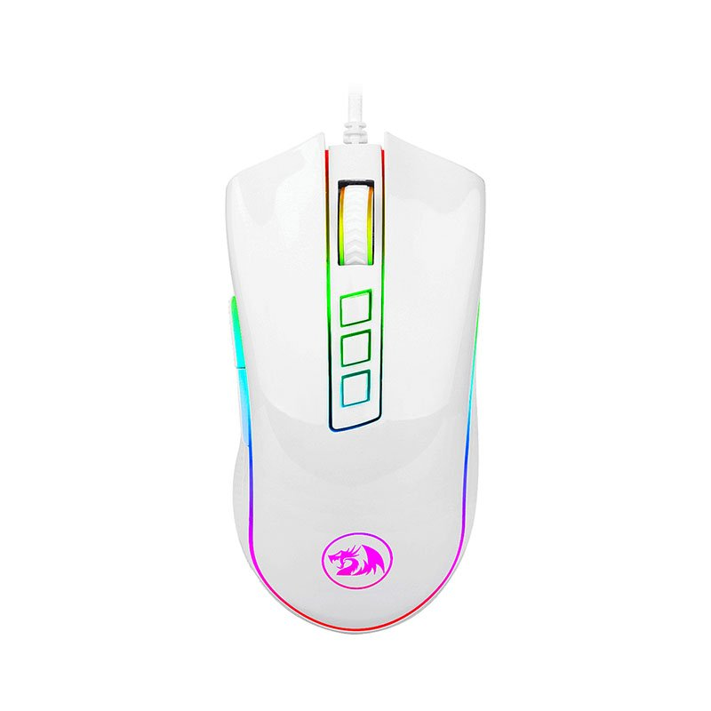Redragon Cobra White M711W